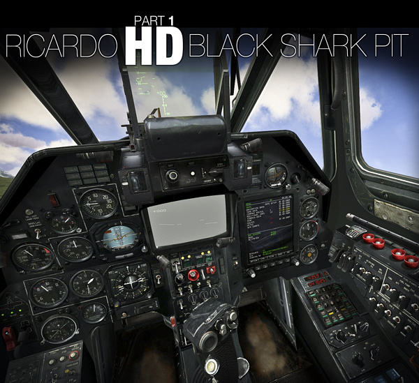Ricardo HD SHARK PIT