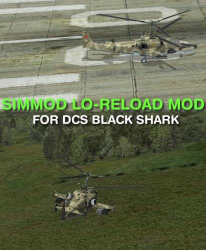 SIMMOD LoReload Terrain Mod